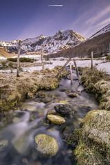 Valle de la Fontaine Sale (Tekila63) Tags: winter snow river landscape hiver riviere neige paysage auvergne sancy fontainesalee