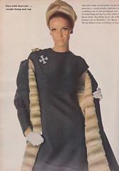 Vogue Editorial Sept. 1965 (moogirl2) Tags: vintage 60s vogue editorial 1965 veruschka irvingpenn 60sfashion vintagevogue vintagefashionphotography