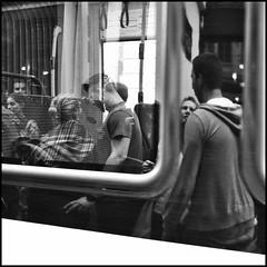 s t r e s s  ! ! (vinfor) Tags: street blackandwhite bw monochrome streetphotography squareformat gr stress ricoh ricohgr streetphotgraphy squarephotography