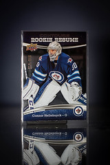 Hellebuyck Rookie Resume (cdn_jets_cards) Tags: auto winnipeg jets connor deck upper rookie resume 1516 contours 399 goalies hellebuyck rr24