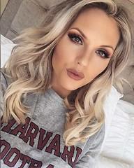 35+ neue Blondine Haarfarbe (scarletconnor) Tags: neue haarfarbe blondine