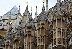 Houses of Parliament (pjpink) Tags: uk england london architecture spring britain may housesofparliament parliament government ornate neogothic palaceofwestminster 2016 pjpink