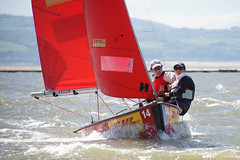 DSC07706-e.jpg (Mac'sPlace) Tags: west club kirby sailing racing firefly dinghy westkirby 2016 wilsontrophy wksc