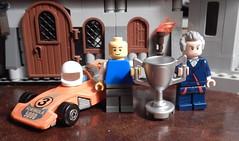 2016-150 - Indy 500 (Steve Schar) Tags: wisconsin racecar nikon lego doctorwho 1975 trophy matchbox minifigure 2016 sunprairie project365 formula5000 project366 nikonaw120 matchbox36
