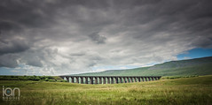 Ribblehead Viaduct (ianbrodie1) Tags: ribblehead viaduct north yorkshire whernside victorian arches sky outdoor engineering