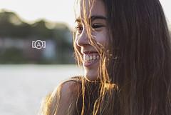 S M I L E (andr3ms) Tags: portrait people woman brasil 50mm pessoas nikon faces retrato mulher j1 rosto nikonflickraward