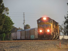 LOF 65 5/25 Pt. 2 (vcrailfan1999) Tags: up unionpacific uprr sd70m up4595 santabarbarasub