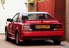 E520 GPF (Nivek.Old.Gold) Tags: cam 1988 twin toyota 16 mr2 tbar ddmotors 1587cc