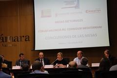 160707 Conclusions Mesas Sectoriales Forum Corredor Mediterraneo 2 (GVA Habitatge) Tags: salvador frum corredor cmera valenci comer mediterrni