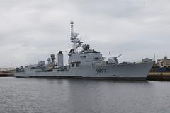 Dunkerque: Maillé-Brézé D627 Escorteur d'escadre