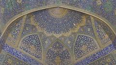 Bleu (gunan_1999) Tags: bleu cramique mosque ispahan
