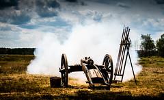Boooom (--Conrad-N--) Tags: old classic canon artillery loader muzzle kanone artillerie