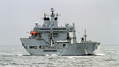 RFA Wave Ruler (Gedour Ar Minou - Shipspotter) Tags: france bretagne brest goulet royalnavy navyships shipspotting royalfleetauxiliary naviresmilitaires rfawaveruler waveclass