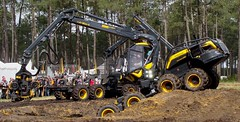 Forexpo 2016 (23) (TrelleborgAgri) Tags: forestry twin tires trelleborg skidder t480 forexpo t440