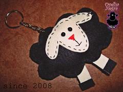 Um dos meus primeiros trabalhos (ovelhanegra_toys) Tags: art handmade artesanato felt h feltro artes festainfantil fieltro feltcraft feitoamo ovelhanegratoys