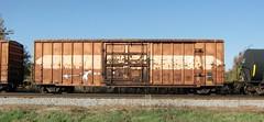 10-08-10 (8) (This Guy...) Tags: road railroad car train graffiti box graf rail rr traincar boxcar graff 2010