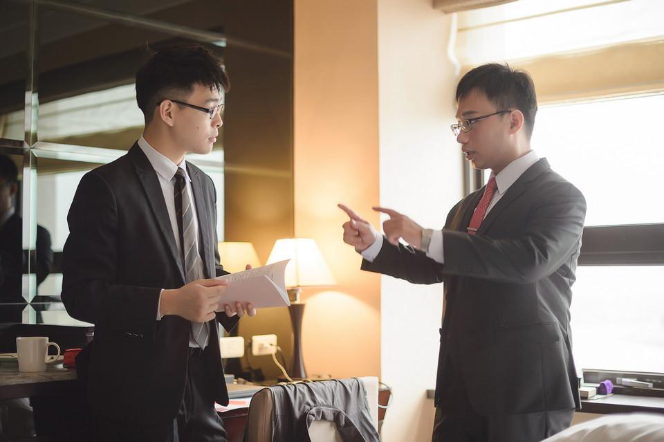 婚禮攝影-台南情定婚宴城堡永康館-14