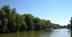 Boat in Danube Delta (cod_gabriel) Tags: boat delta romania wetlands duna tuna danube donau roumanie vas dunav dobrudja dunarea dunare dunre romnia dobrogea danubedelta dunrea deltadunrii dobruja delt vapora