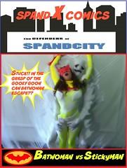 scbgt (jayphelps) Tags: spandex superhero superheroine fetish trapped peril