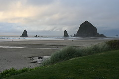 Cannon Beach (GregKoller) Tags: cannonbeach haystackrock oregoncoast