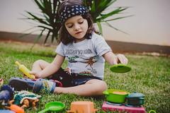 Cooking (Let's ROCK, baby!) Tags: baby boy bebe menino kid kiddo child toddler criana fun diverso cooking cozinhando playing brincar brincando toys toy brinquedo dino