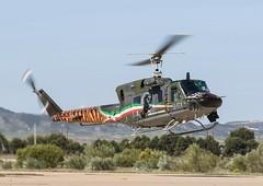MM81161  AB212 ICO  Italian Air Force  21 Gruppo (Churchward1956) Tags: 21gruppo ab212ico ami airfield aviation italianairforce mm81161 ntm2016 natotigermeet spain specialmarks zaragosa