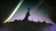 200 amaneceres en el dinosaurio de Garray (Soria) 2016 (Solarigrafa / Diego Lpez Calvn) Tags: solarigrafia nature sky arteyciencia artandscience pinholephotography fotografaestenopeica lensless dinosaurio dino garray numancia sol sun longexposure largaexposicin astronoma astronomy solarigrapy solargrafa solargraphy atmosfera diegolpezcalvn soria cielo naturaleza tiempo timelapse