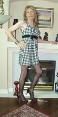 AUG 2016 (143) (Rachel Carmina) Tags: cd tv tg ts trap tgirl trans femboi crossdresser transvestite heels nylons