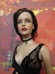 Pretty Woman Tribute13 (annesstuff) Tags: annesstuff doll fashiondoll tonnerdoll roberttonner sydneychase tylerwentworth prettywoman juliaroberts vivian businessdinner