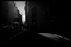 crossroads contemplation (Albion Harrison-Naish) Tags: sydney newsouthwales australia streetphotography sydneystreetphotography albionharrisonnaish mobilephotography iphoneography iphone iphone5s hipstamatic blackeyssupergrainfilm akiralens jollyrainbow2xflash unedited straightoutofcamera sooc