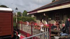 The Buffer Stops Bar at Rawtenstall Railway Station ELR (mrrobertwade (wadey)) Tags: nigel gresley eastlancashirerailway 4472 rossendale robertwade lancashire wadeyphotos