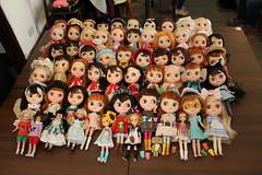 ♥3/52♥ 50 KB Dolls Gathering