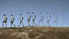 Growth .br (soniapino) Tags: brazil riodejaneiro trekking rj transformation evolution follow growth change barradatijuca barra trilha tijuca pedrabonita soniapino