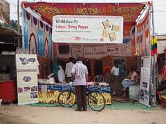 Camel Charisma (DarkLantern) Tags: india paper fair camel pushkar indien rajasthan dung inde     pushkarmela