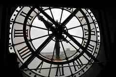 Musee D'Orsay, through the clock (martin_vmorris) Tags: paris france champs coeur sacre musee dorsay elysee