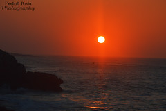 Sunset (freeballpersia) Tags: world sunset beach real photography peace playa best morocco plage rabat d3200 temara rabatcity