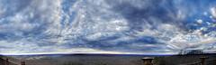 View from firetower, Fall Creek Falls SP, Van Buren County, Tennessee 4 (Chuck Sutherland) Tags: statepark park sky clouds view tn tennessee sp vista overlook firetower fallcreekfalls cumberlandplateau vanburencounty fallcreekfallsstatepark