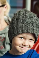 Sebastian (cinotosi) Tags: family boy portrait alps fx beanie schalk boychild d700