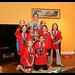 U10 Girls-Champions of James Island Cup and #1 in the Coastal League
