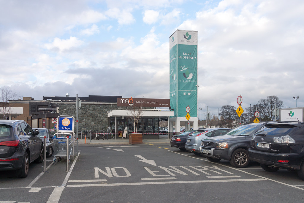 Stillorgan Shopping Centre Was The First In Ireland Ref-100113