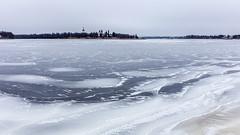 Joki jäätyy 1
