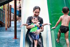 Sunway Lagoon (phalinn) Tags: show park travel family people holiday water pool animal kids swim canon eos 50mm hotel tour pyramid outdoor wildlife air lagoon resort malaysia 7d theme 18 petaling cuti taman jaya sunway orang subang selangor kolam tema renang phalinn