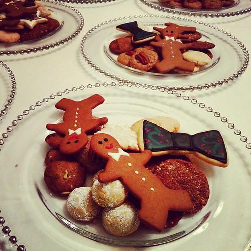 #gingerman #cookies #Holidays #getinthespirit