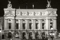 Paris Opera, Paris, France 2013 copy bw sepia (c8132) Tags: paris france parisopera frencharchitecture parisarchitecture academydenationalmusique
