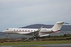 Gulfstream G650 M-INSK at Isle of Man EGNS 24/11/14 (IOM Aviation Photography) Tags: man isle minsk gulfstream g650 egns 241114