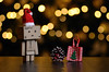 Santa Danbo Claus (ciccioetneo) Tags: christmas xmas bokeh merrychristmas christmaspresent merryxmas danbo amazoncojp stilllifephotography toyphotography nikkor80200mm nikkor80200mmf28 danboard revoltechdanboard nikkor80200mmf28ded d7000 danbokeh revoltechdanbo ciccioetneo christmasdanbo christmasdanboard nikond700080200mm bokeliciousdanbo santaclausdanbo