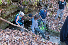 Short Springs SNA - On Bobo Creek - Nov. 2014 (mikerhicks) Tags: usa geotagged photography unitedstates hiking tennessee tullahoma lakehills tennesseestateparks shortspringsstatenaturalarea bobocreek canon7dmkii sigma18250mmf3563dcmacrooshsm geo:lat=3541185440 geo:lon=8618018624
