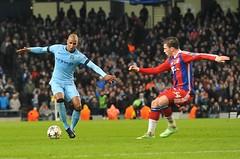 City 3-2 Bayern: Match shots (Manchester City FC
