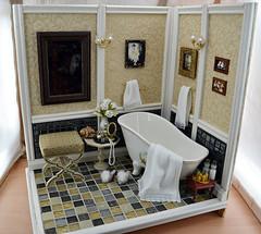 Diorama by Dollfason, for dolls 1 \ 4. (Dollfason) Tags: for design doll handmade diorama