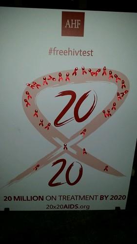 World AIDS Day 2014 - USA: Las Vegas
